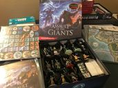Assault of the Giants components
