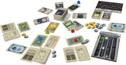 1920 Wall Street components