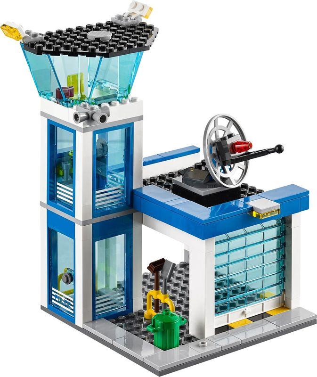 LEGO® City Police Station building