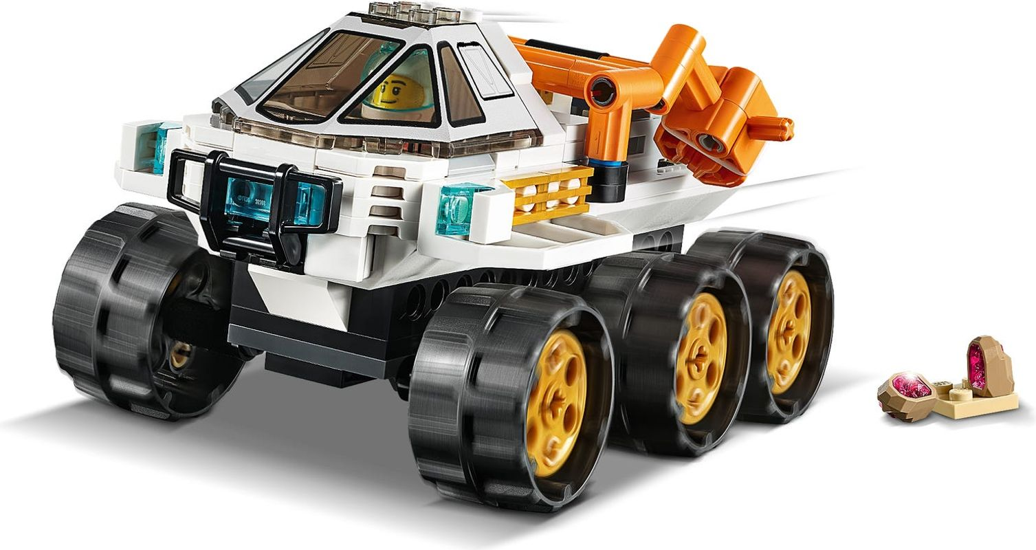 Rover Testing Drive components