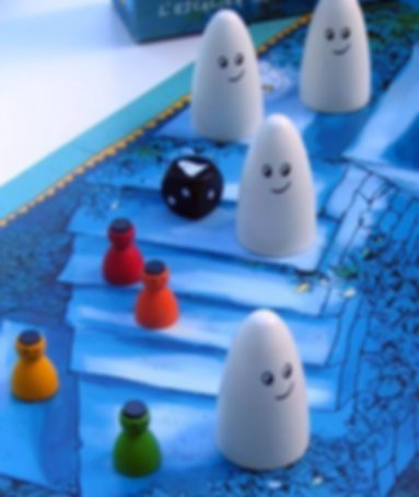 Spooky Stairs gameplay