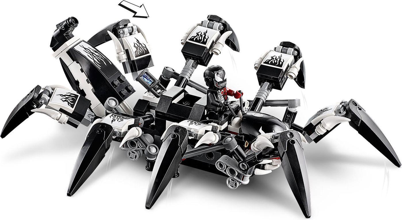Venom Crawler components