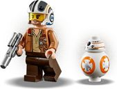 Resistance X-Wing™ minifigures