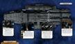 Battlestar Galactica: Pegasus Expansion components