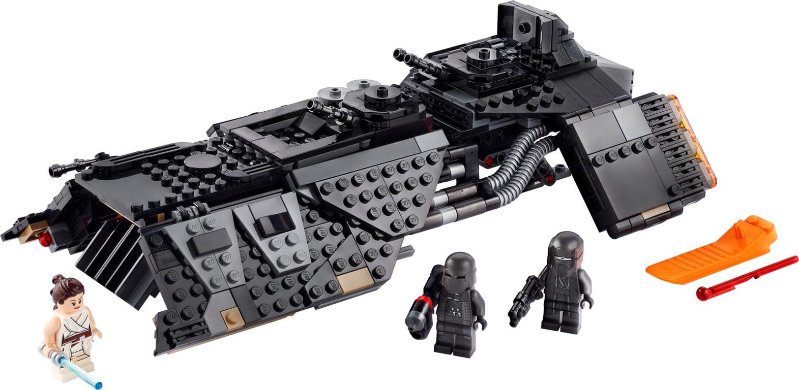 LEGO® Star Wars Knights of Ren™ Transport Ship components