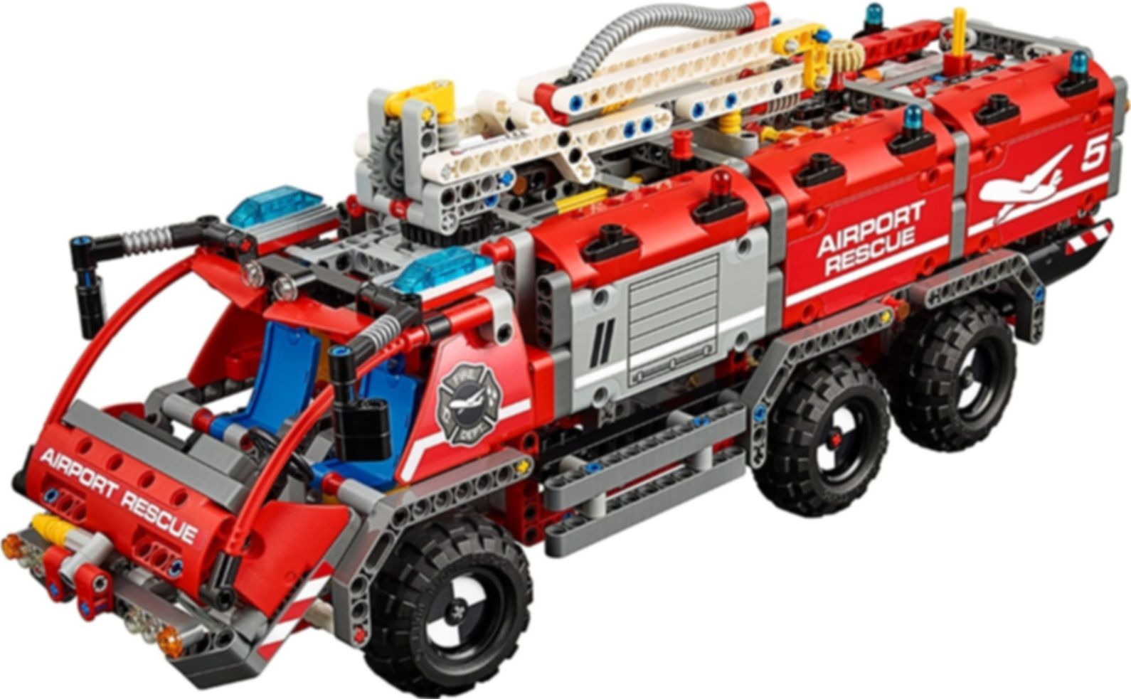 LEGO® Technic Airport Rescue Vehicle components