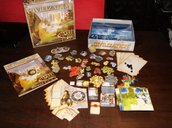 Sid Meier's Civilization Board Game components