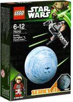 LEGO® Star Wars B-wing Starfighter & Planet Endor