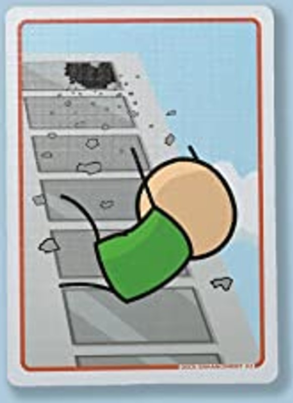 Joking Hazard: Deck Enhancement #2 cards