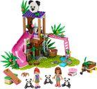 Panda Jungle Tree House components