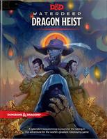 D&D Waterdeep: Dragon Heist