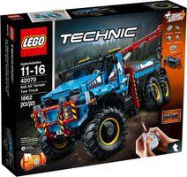 LEGO® Technic 6x6 All Terrain Tow Truck