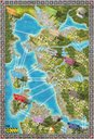 Aftershock: San Francisco & Venice game board