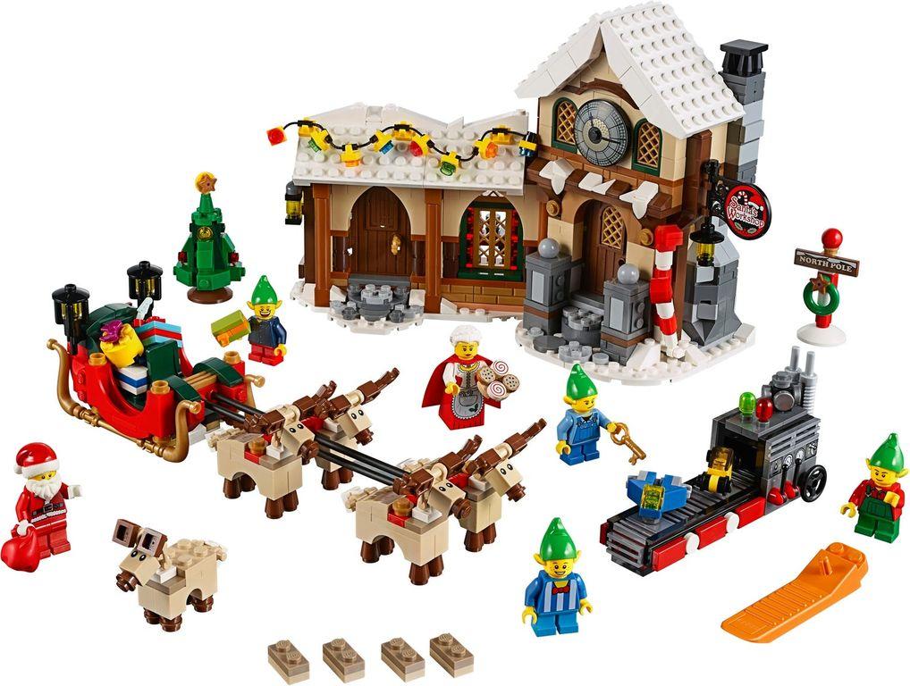 Santa's Workshop components