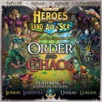 Heroes of Land, Air & Sea: Order and Chaos