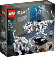 LEGO® Ideas Dinosaur Fossils