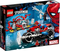 LEGO® Marvel Spider-Man Bike Rescue