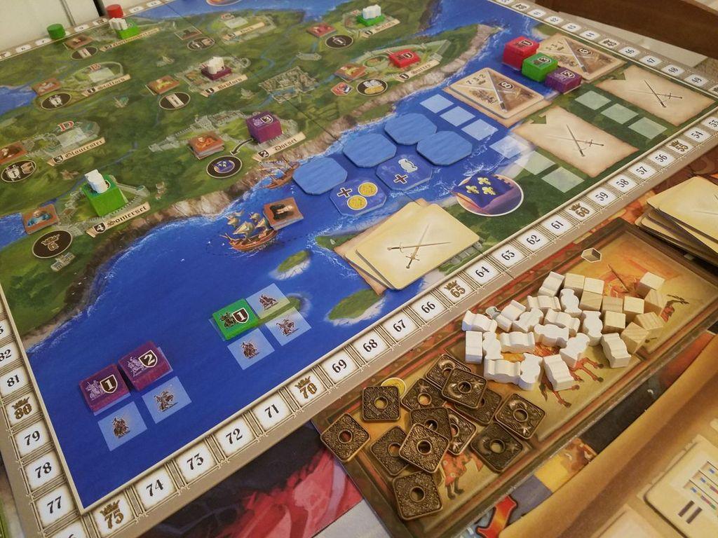 Lancaster: Big Box gameplay