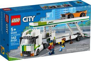 LEGO® City Car Transporter