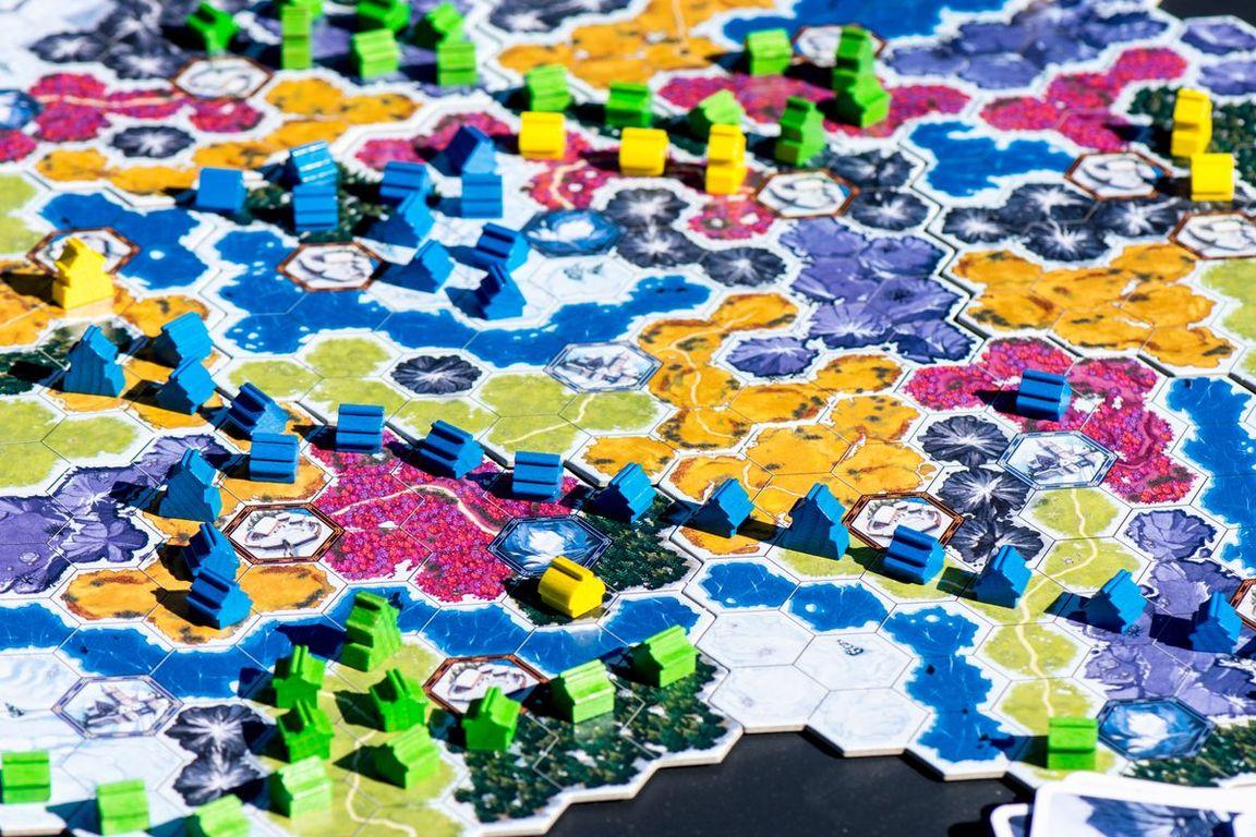 Winter Kingdom gameplay