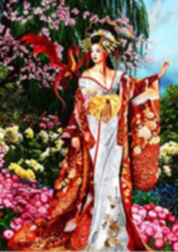 Sekkerastoya Queen of Silk