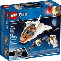 LEGO® City Satallite Service Mission