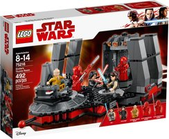 LEGO® Star Wars Snoke's Throne Room