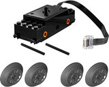 LEGO® Powered UP Train Motor components