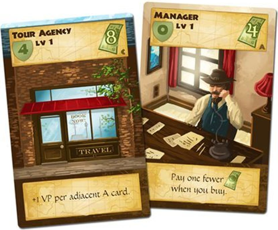Artifacts, Inc. cards