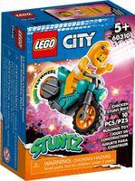 LEGO® City Chicken Stunt Bike
