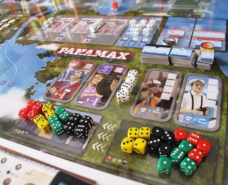 Panamax gameplay