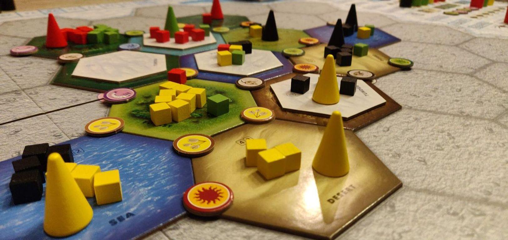 Dominant Species gameplay