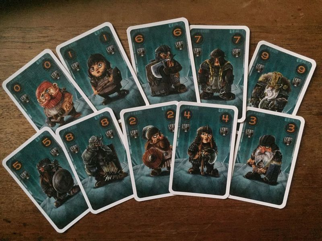 Claim cards