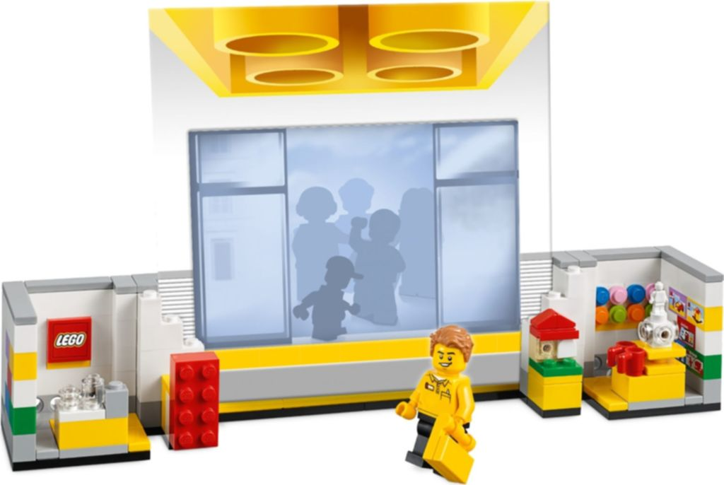LEGO® Promotions Store Picture Frame gameplay
