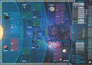 The Expanse Boardgame: Doors and Corners juego de mesa