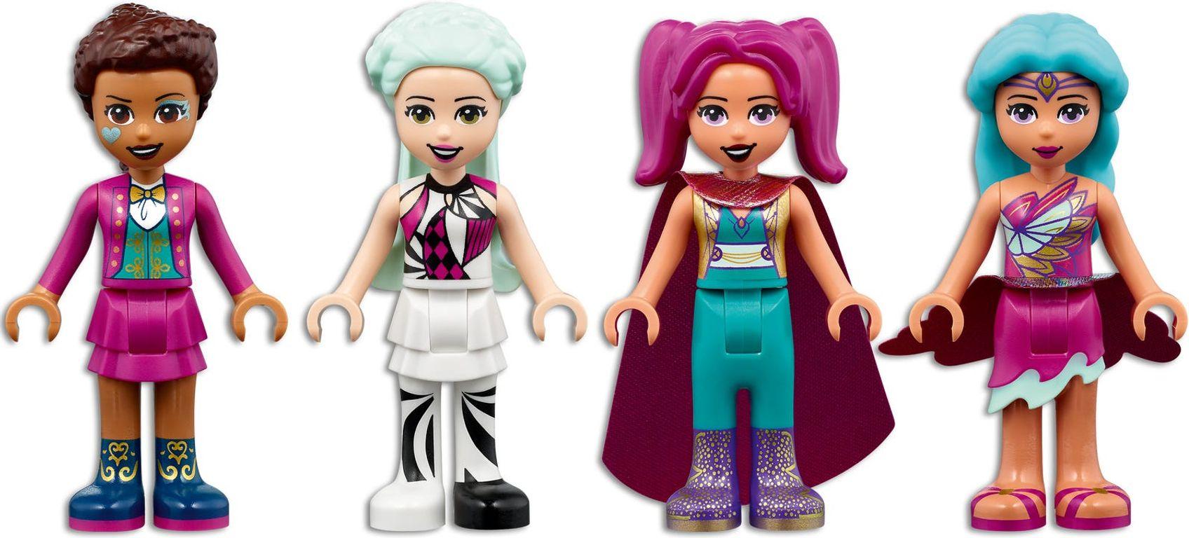 LEGO® Friends Magical Funfair Roller Coaster minifigures