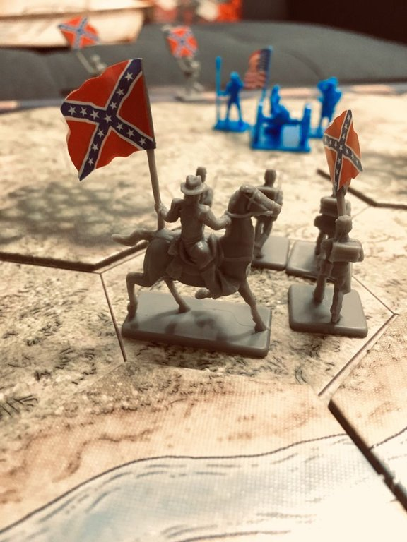 Battle Cry: 150th Civil War Anniversary Edition miniatures