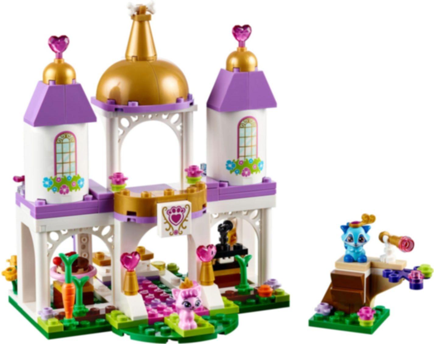 Palace Pets Royal Castle components