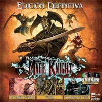 Mage Knight: Edición Definitiva