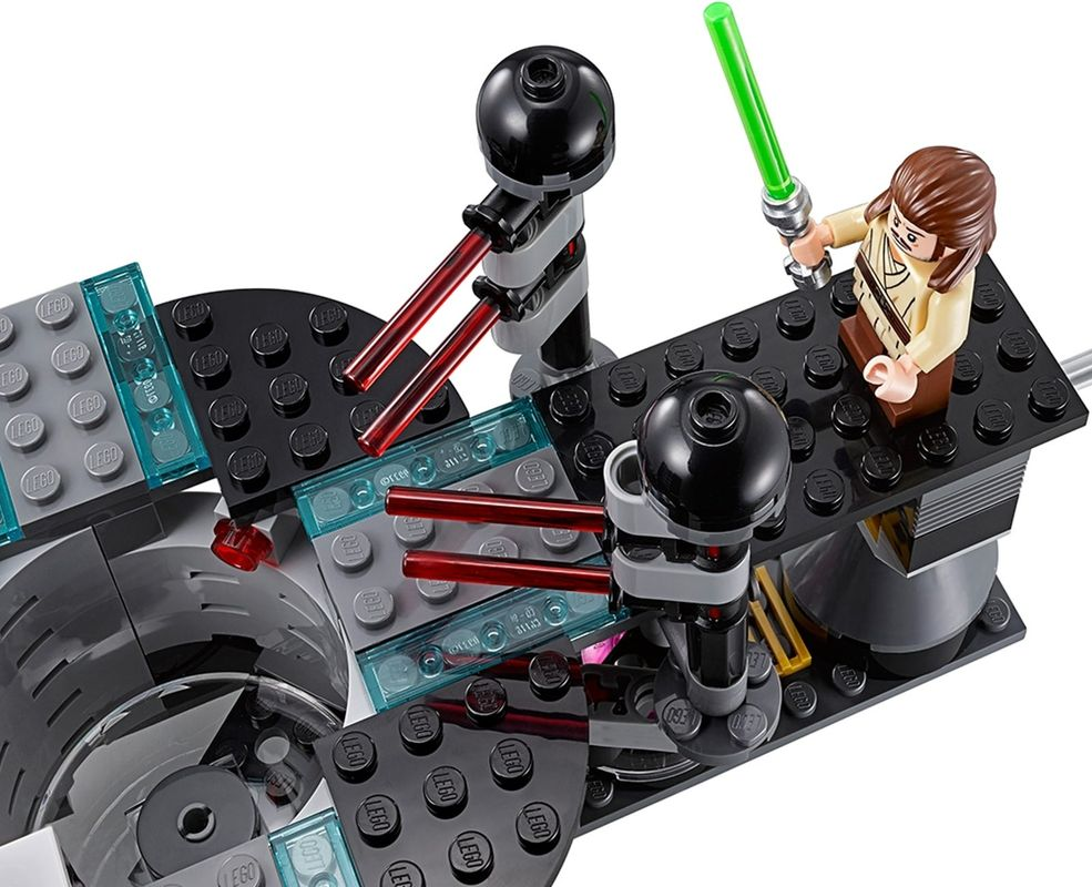 Duel on Naboo™ components
