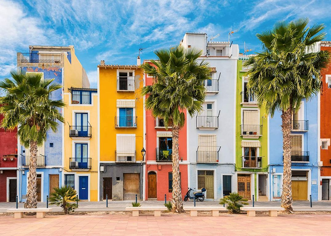 Mediterranean Places Spain