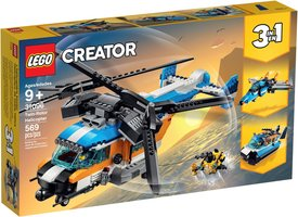LEGO® Creator Twin-Rotor Helicopter