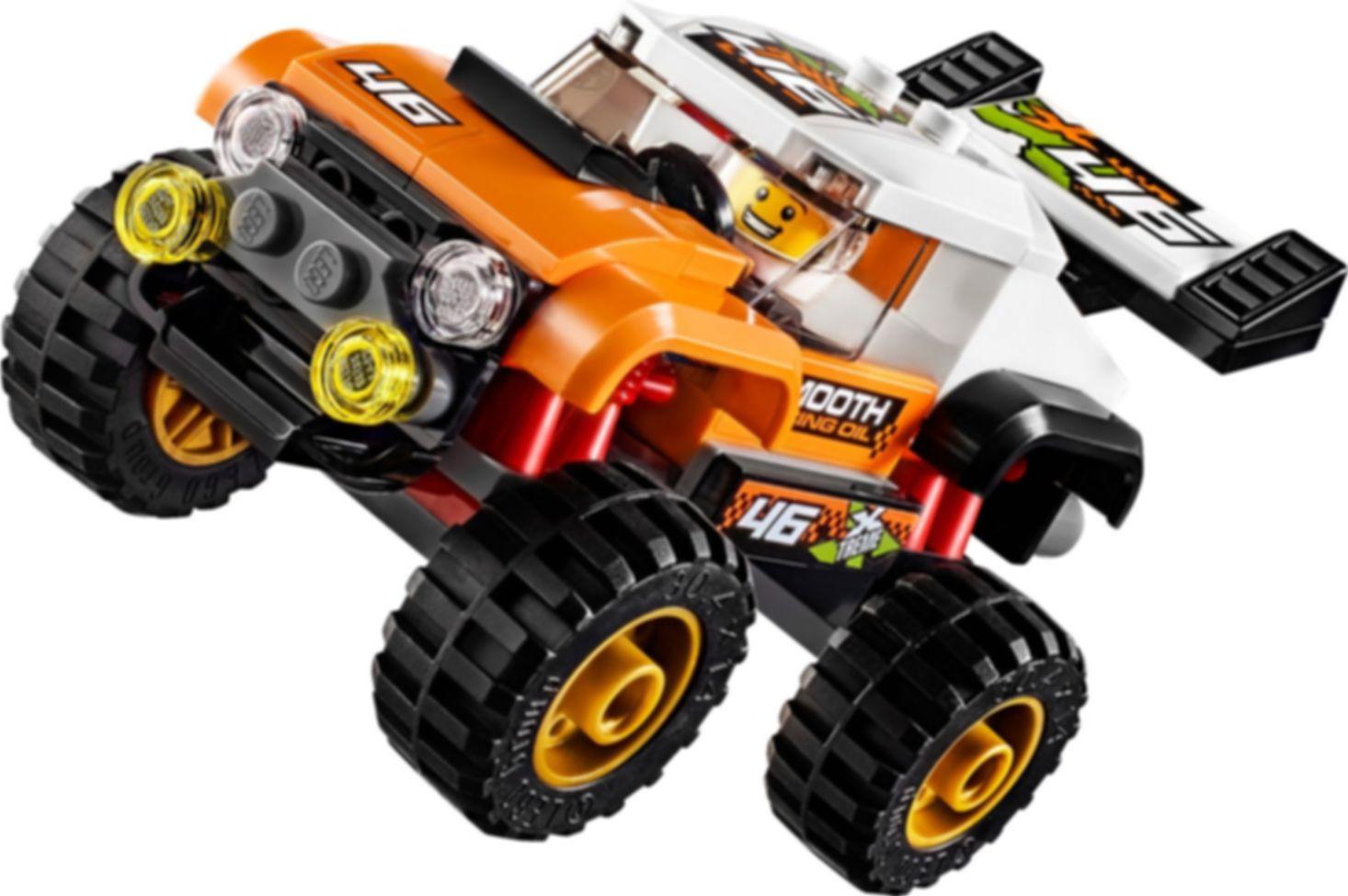 LEGO® City Stunt Truck gameplay