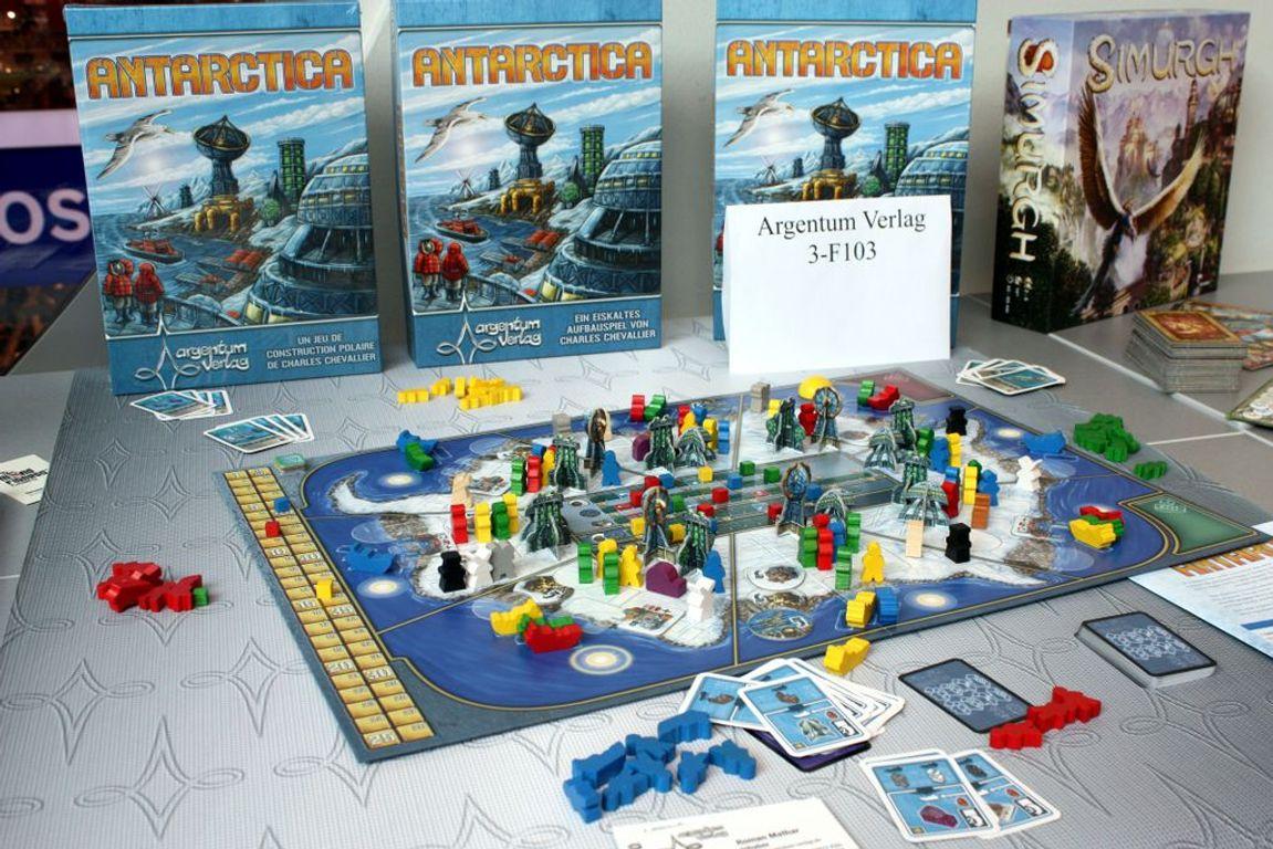 Antarctica components