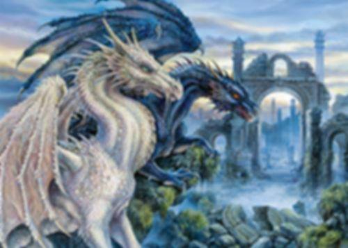 Mystical Dragons