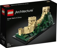 LEGO® Architecture Great Wall of China