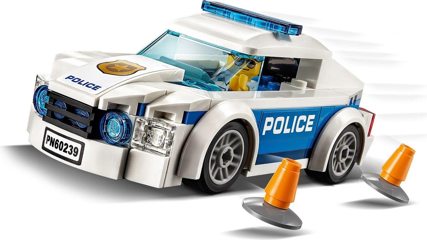 LEGO® City Patrol Car gameplay