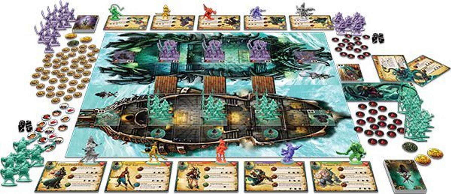 Rum & Bones gameplay