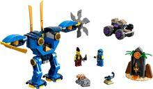 LEGO® Ninjago Jay's Electro Mech components