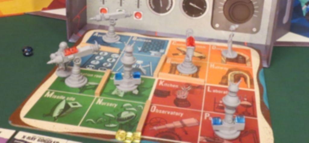 Sabotage gameplay